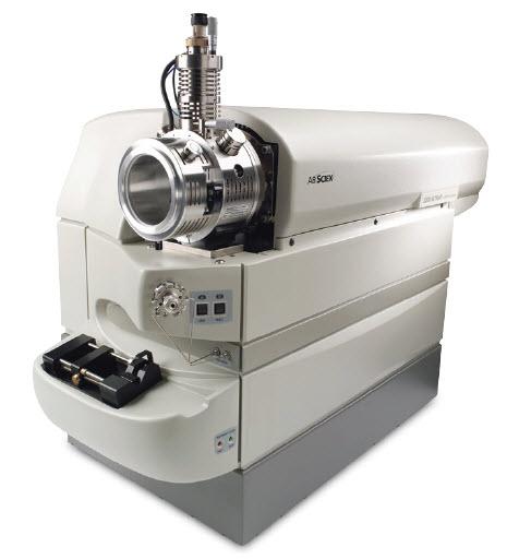 Figure 1B. AB SCIEX 3200 QTRAP® LC/MS/MS system.