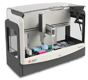 Figure 1A. Beckman Coulter Biomek 4000 Workstation