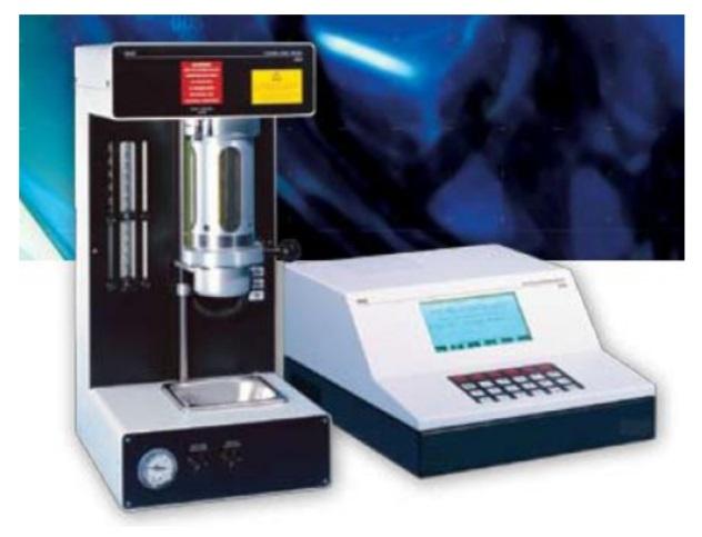 Figure 2: HIAC 8011 System