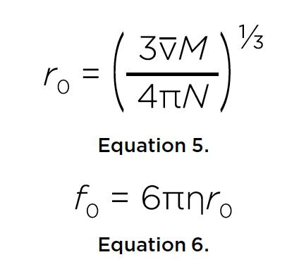 Ecuaciones 5 y 6