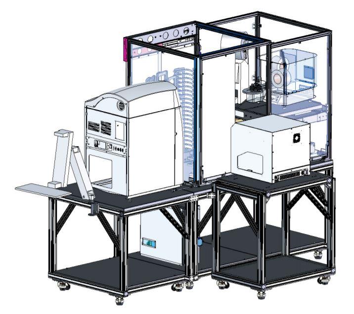 Figure 3 Access Laboratory Workstation