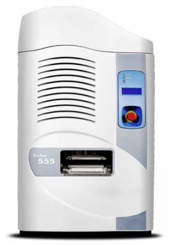 Echo 555 Liquid Handler