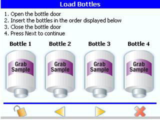 Analysing point of use grab samples to help with root cause investigation