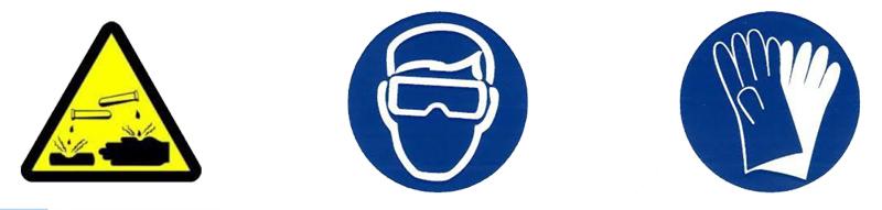 qbd1200 toc analyzer chemicals