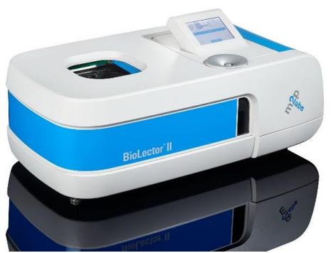 Figure 2: BioLector® II