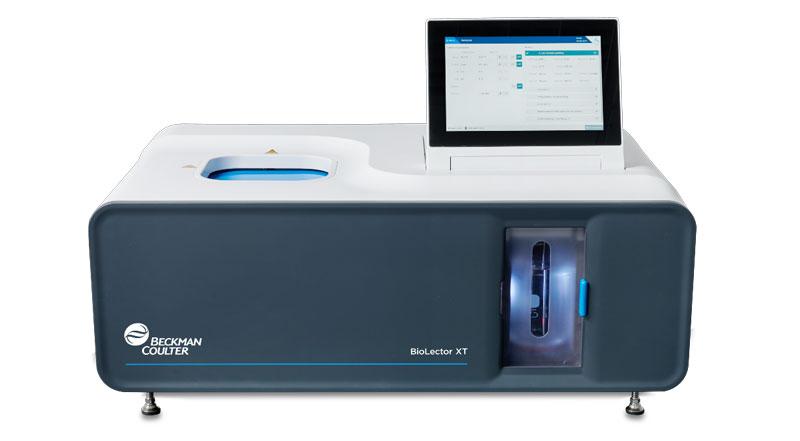 biolector xt microreactor