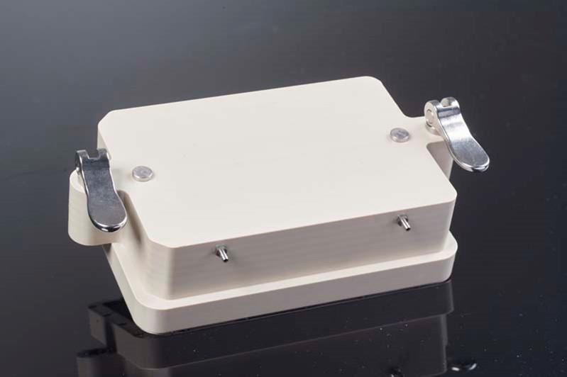 Gassing lid variant EBD48 for standard batch cultivation