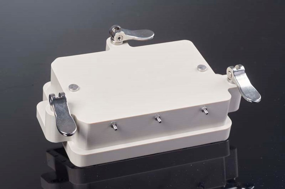 Gassing lid variant E-BD32 for standard microfluidic experiments