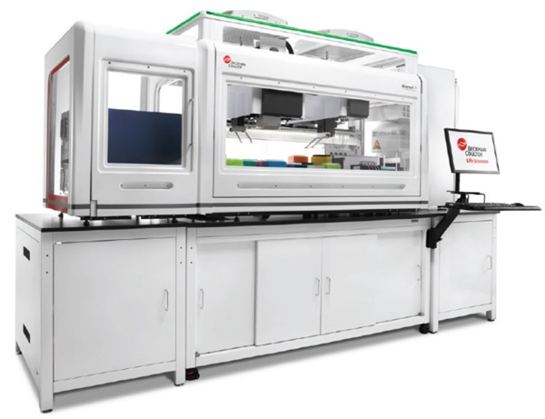 Automation Application Note Cell Line Development Limiting Dilution Figure 1