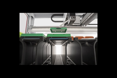 Automated Lab Positioners Biomek