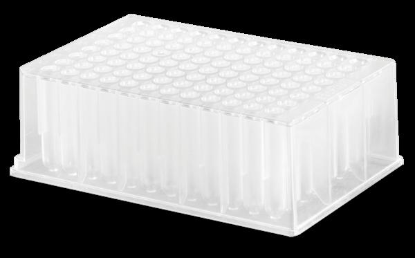 Планшет глубоколуночный для роботизированных лабораторных дозирующих станций Biomek