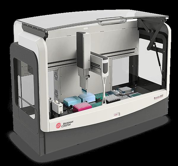 Автоматизированная лабораторная станция Biomek 4000