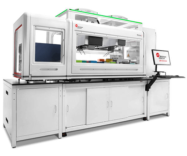 Biomek Integrated Liquid Handling Workstations