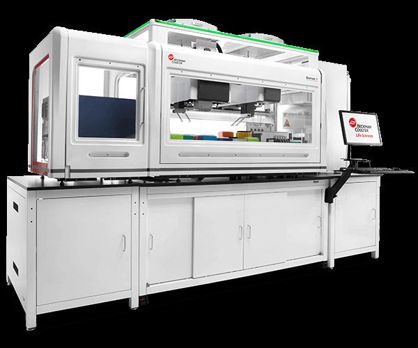 Biomek Integrated Liquid Handling Workstations