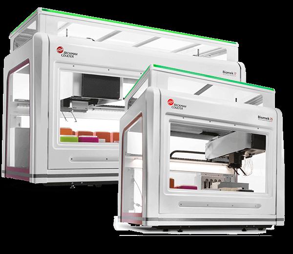 Biomek iSeries Automated Liquid Handlers