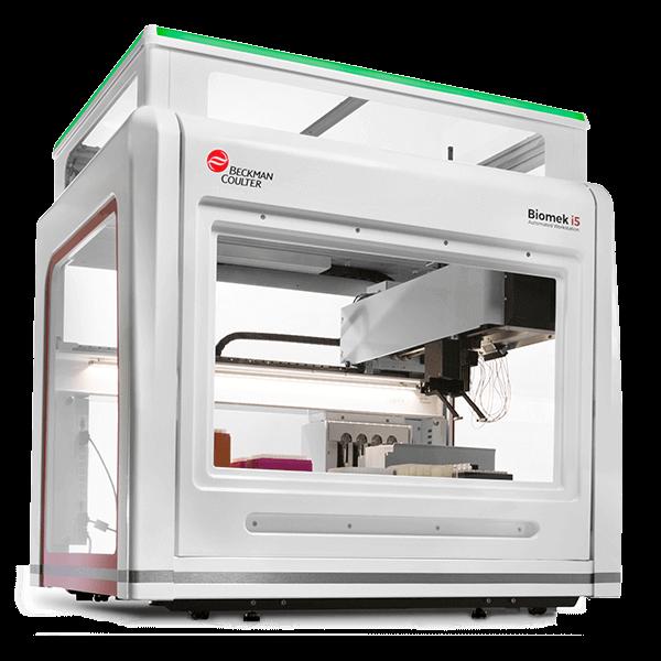 Estación de trabajo automatizada de manipulación de líquidos Biomek i5