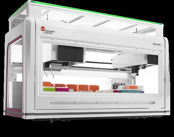 Роботизированная лабораторная станция Biomek i7
