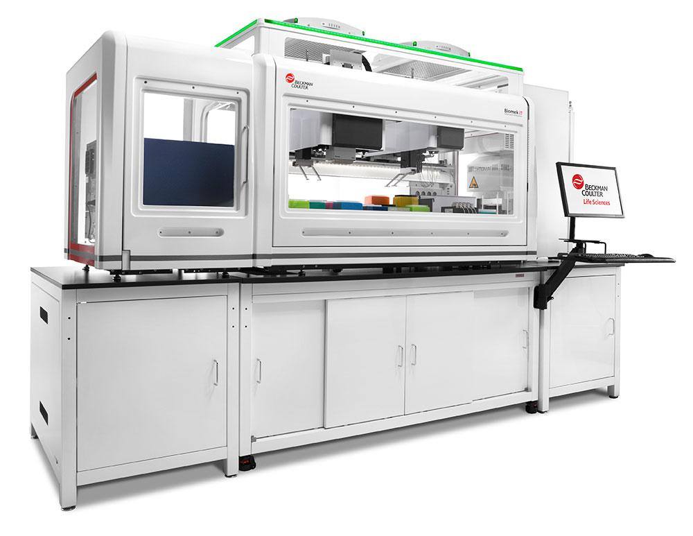 Biomek i7 Integrated System