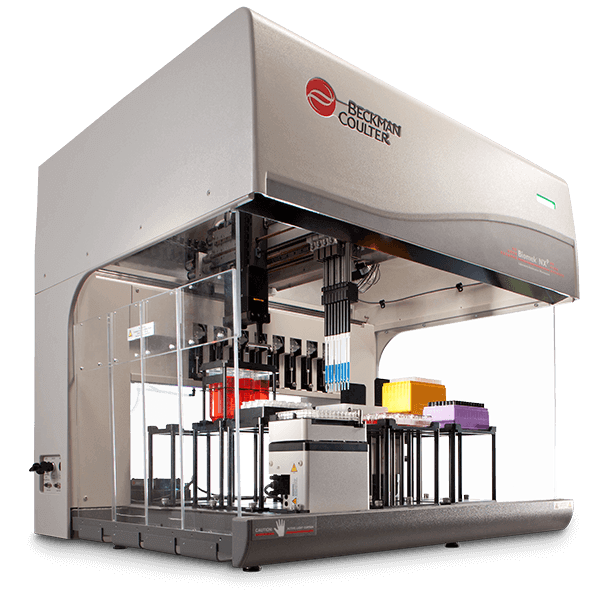 Biomek NXP Automated Liquid Handling Workstation