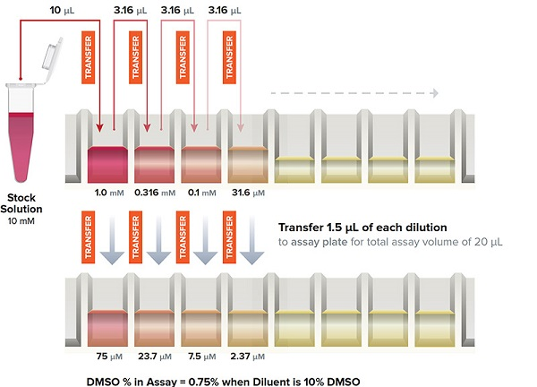 Traditional Serial Dilution