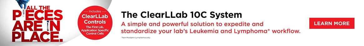 ClearLLab 10C Banner