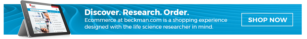 Beckman.com - Discover | Research | Order | Shop Now at Beckman Coulter Life Sciences