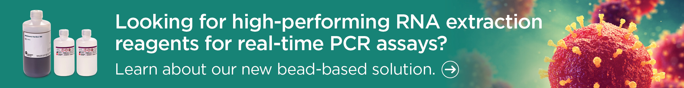 Looking for high-performance RNA extraction reagents for real-time PCR assays v2
