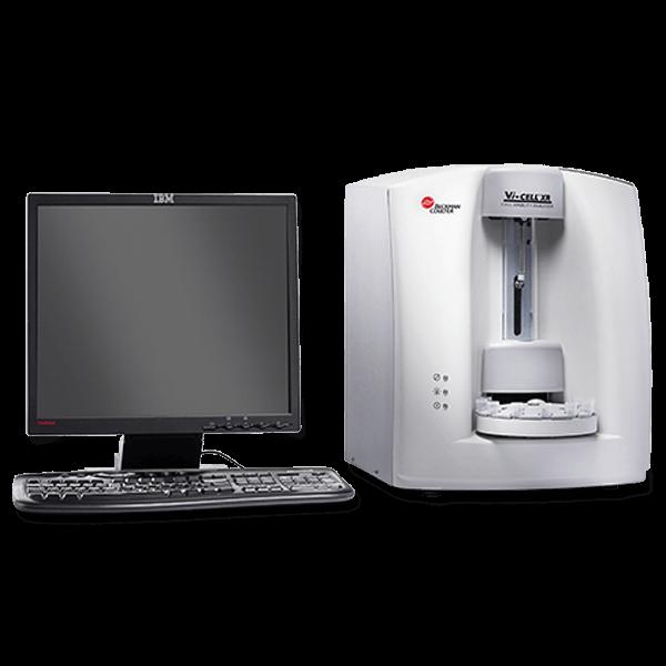 Анализатор жизнеспособности клеток Vi-CELL XR и рабочая станция