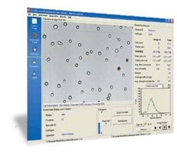 vi-cell xr software cellular imaging