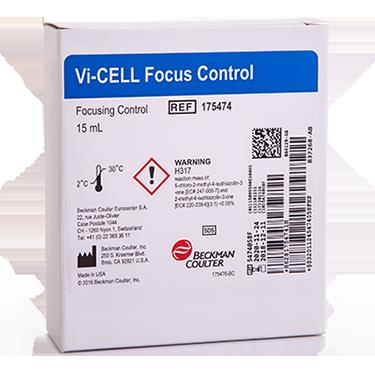 Vi-CELL Focus Control