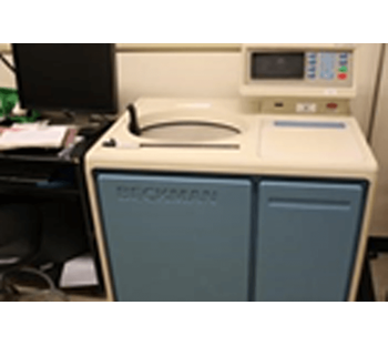 The Beckman XL-A analytical ultracentrifuge