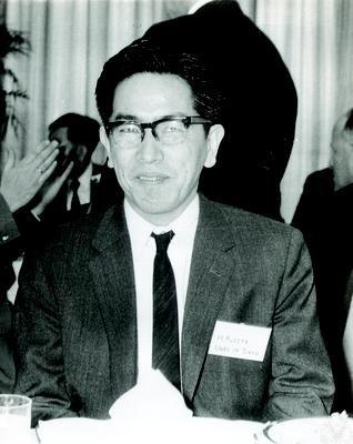 Portrait of Hiroshi Fujita