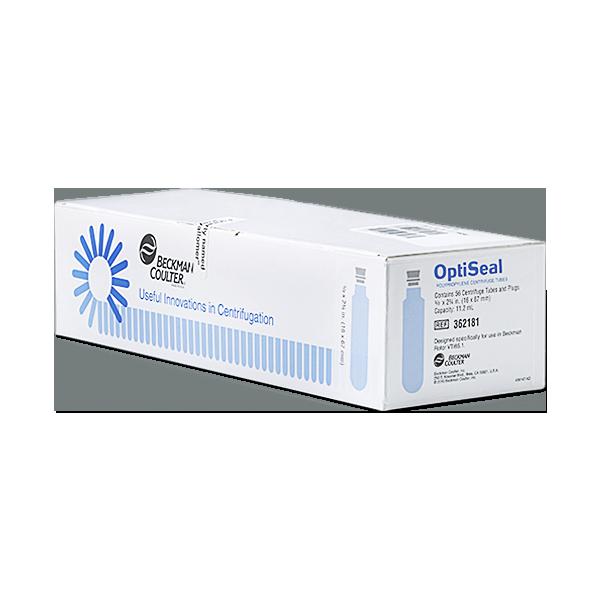 11.2 mL, OptiSeal<sup>&trade;</sup> Polypropylene Tube, 16 x 70mm - 56Pk