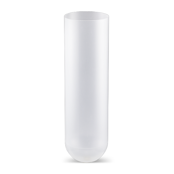 Thinwall Polypropylene Tube, 25x89mm