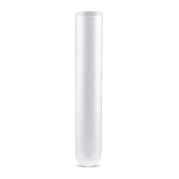 4 mL, Certified Free Open-Top Thinwall Polypropylene Tube, 11 x 60mm - 50Pk