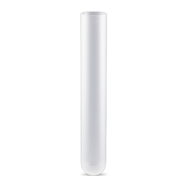 14 mL, Certified Free Open-Top Thinwall Polypropylene Tube, 14 x 95mm - 50Pk