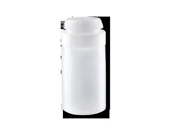 250 mL, Polypropylene Bottle Assembly, 60 x 120 mm - 1Pk