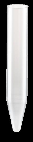 3 mL, Open-Top Thinwall Polypropylene Konical Tube, 13 x 51mm - 50Pk