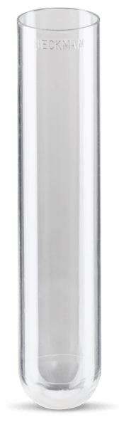 0.8 mL, Open-Top Thinwall Ultra-Clear Tube, 5 x 41mm - 50Pk