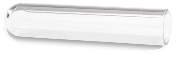 Polyethylene Tube with Snap-On Cap