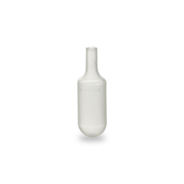 1.5 mL, Quick-Seal<sup>&reg;</sup> Bell-Top Polypropylene Tube, 11 x 25mm - 50Pk