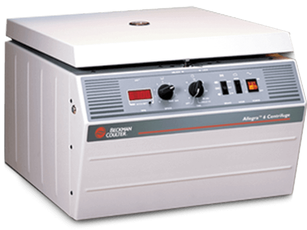 Allegra 6 General Purpose Benchtop Centrifuge, Tabletop Centrifuge