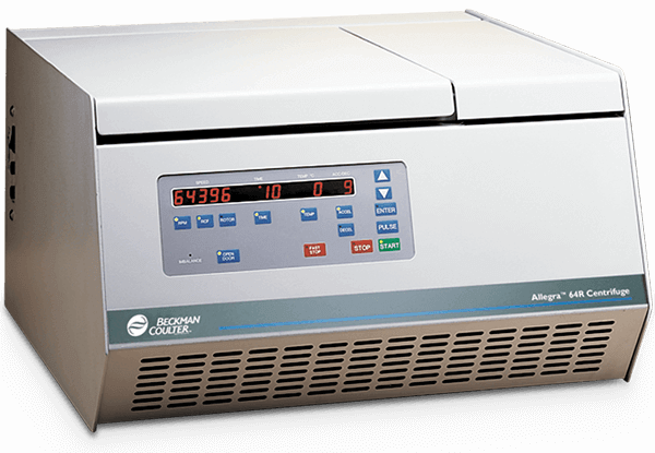 "Allegra<span style=""font-size: 10px;""> </span>64R Benchtop Centrifuge, Refrigerated, 50 Hz, 230 V, Europe"