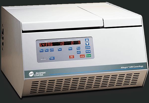 Allegra 64R Benchtop Centrifuge, Refrigerated, 60 Hz, 208 V