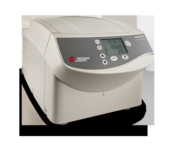 Настольная медицинская микроцентрифуга Microfuge 20R c охлаждением от Beckman Coulter