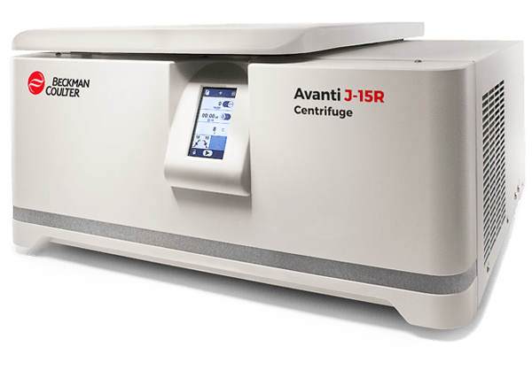 Avanti J-15R Refrigerated High Performance Benchtop Centrifuge