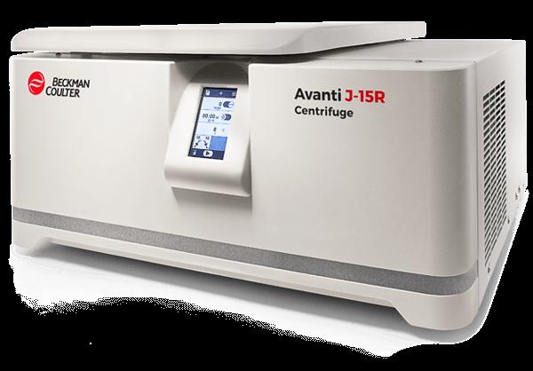 Avanti J 15r High Speed Refrigerated Benchtop Centrifuge