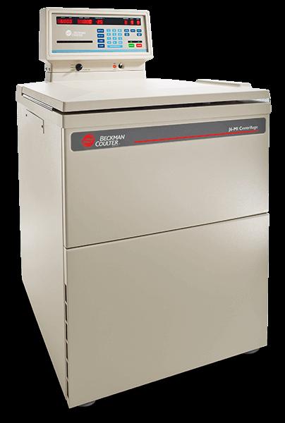 Высокоскоростная центрифуга Avanti J6-MI