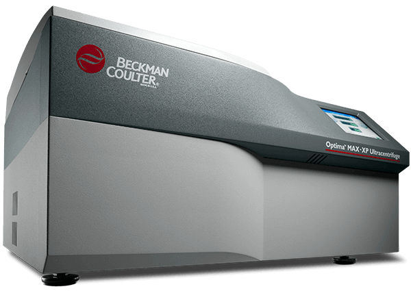 Optima MAX-XP Benchtop Ultracentrifuge