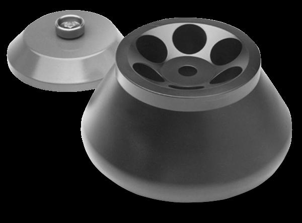 F0630 Fixed-Angle Aluminum Rotor 6x38.5 mL, 26,200 rpm, 59,860 x g
